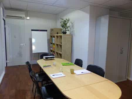Bureaux indépendants lumineux Paris 15e-3
