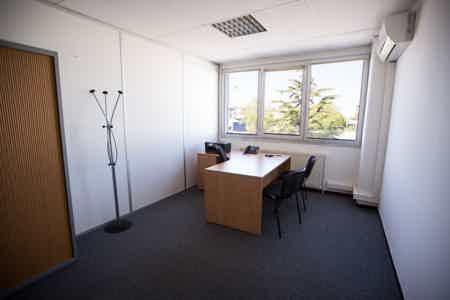 Bureau fermé - Bureau privé-5