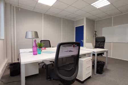 Bureau fermé Toulouse St Martin du Touch