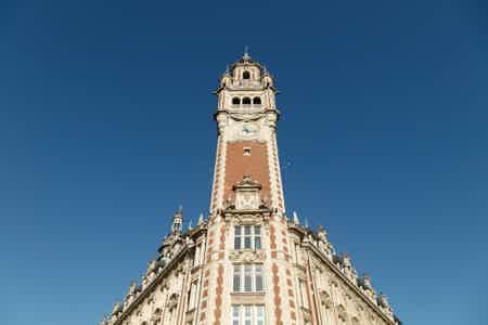 Bureaux 4 places à Lille-3