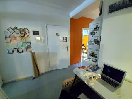 Locaux à partager loft LEVALLOIS CLICHY-8