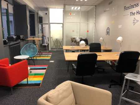 Coworking à Neuilly