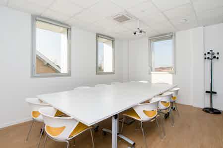 Bureaux Individuels neufs - 9 à 11 m²-3