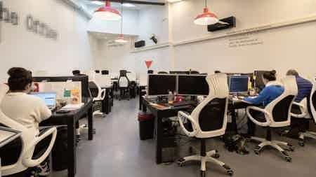 Coworking Paris 5 - postes disponibles-1