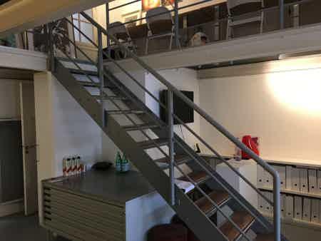 Galerie d'art contemporain - Marais-2