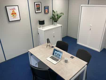 Bureaux indépendants 2 postes 15 m2-7