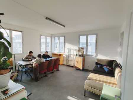 Coworking - Open Space - Postes de travail-2