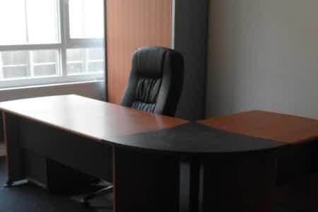 bureau 60m2  meublé