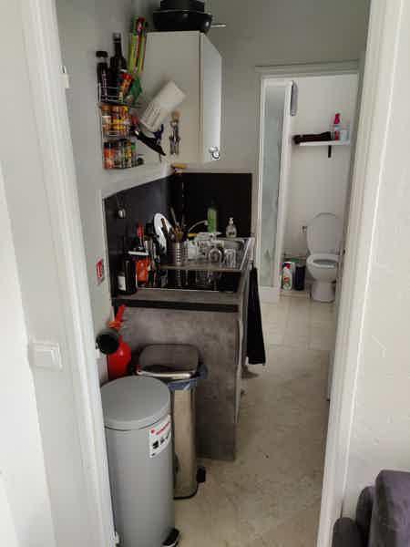 Bel espace de 50 m² en plein Beaubourg-13
