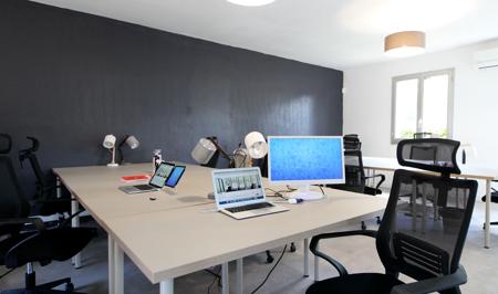 Bureau dédié en Open Space Aix-Les Millles-2