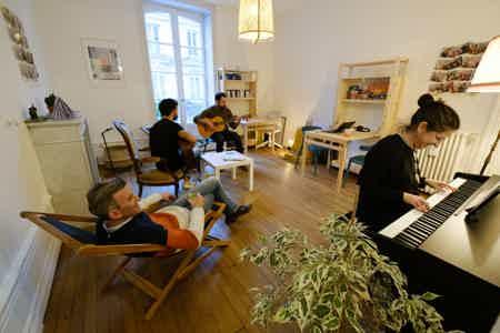 Coworking flexible & convivial Nantes !-7