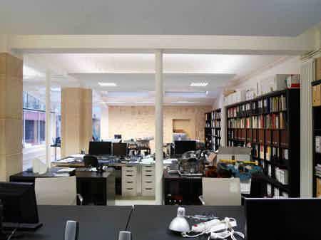 1 poste libre dans open space de 150 m²-2