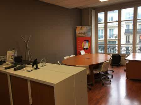 Espace de bureaux privés - Réaumur-1