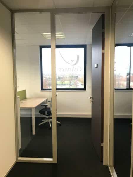 Bureau à Metz | 2 personnes l 15m² | 375€