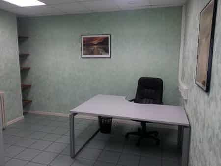 Bureau équipé à Boulogne