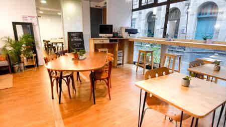 """Coworking résidentiel dans """" le Salon""""-1"""