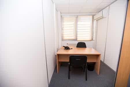 Bureau fermé - Bureau privé