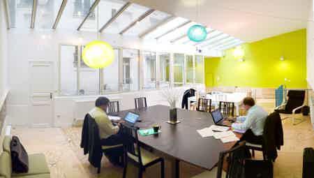 Coworking flexible & convivial Paris 12 !-1