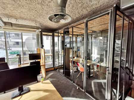 Open Space Bordeaux Gare Tout Inclus ☕️ 🍎-5