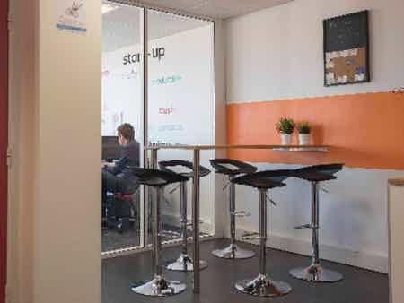 Bureau privatif - Aix en Provence-1