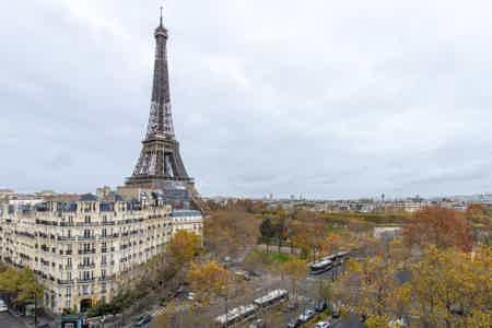 Vos futurs bureaux face à la Tour Eiffel