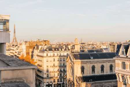 Bureau privatif 4 postes - Montparnasse-2