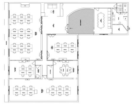 290 m² de bureaux indépendants et équipés-4