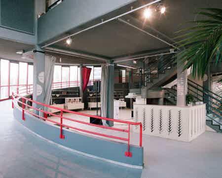 Poste open-Space, Parc de La Villette-5