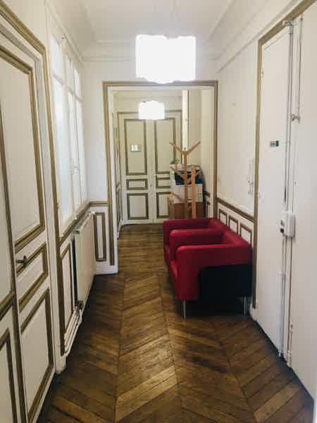 Bureau Privé de prestige Place Etoile-8