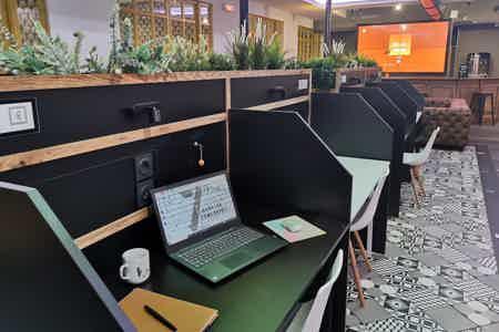 Coworking à Bordeaux - Open space
