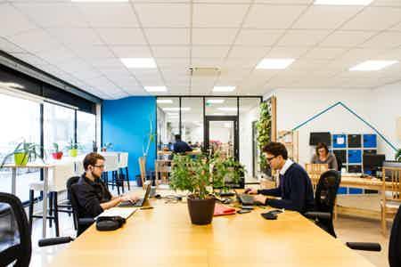 Coworking flexible&convivial Villeurbanne