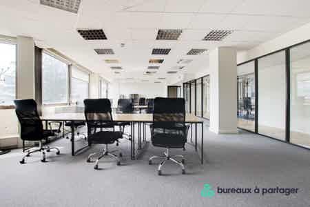 Bureau en open space-7