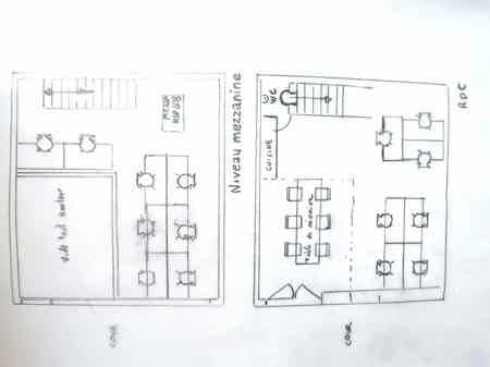 Bel espace indépendant sur cour arborée-8