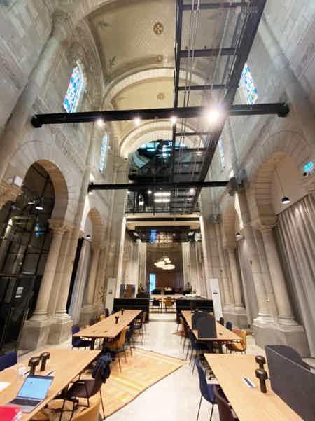 Bureau privé cadre atypique Nantes centre-7