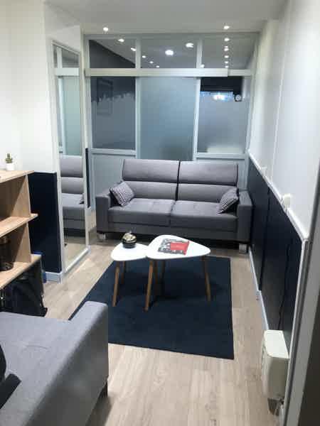 location bureau espace de travail partagé
