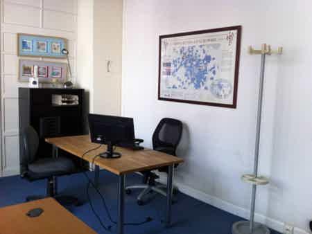 1 bureau dans espace de 40m2 en co-working