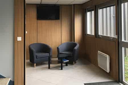 Location de bureaux à Torcy