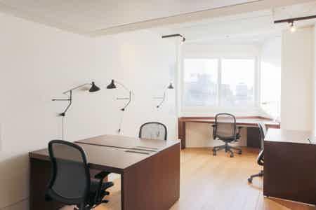 Bureau privatif 4 postes - Montparnasse-1