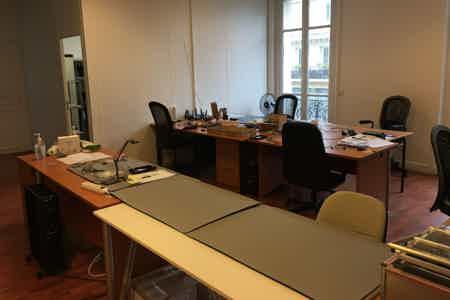 Espace de bureaux privés - Réaumur