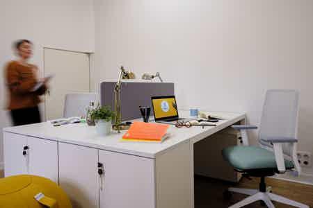 Un bureau en centre-ville de Chartres
