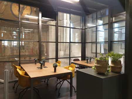 Bureau privé cadre atypique Nantes centre-2