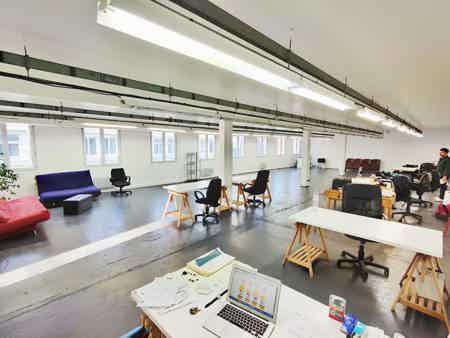 Coworking - Open Space - Postes de travail-1