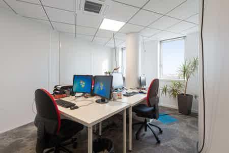 Bureau lumineux 3/4 postes - Lyon 5-5
