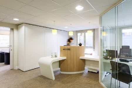 Bureau avec 2 postes de travail GARE SNCF
