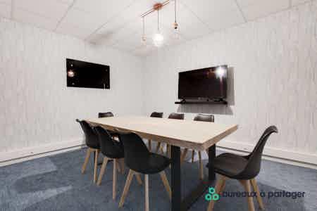 Bureau en open space-2