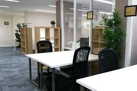 PROMO  : Bureaux en open space / ST-Lazare