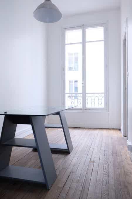 Rue Réaumur : Bureaux lumineux et calmes
