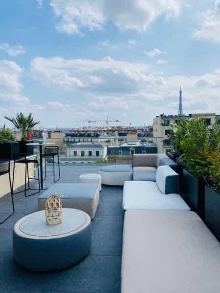 20 postes terrasse privée Champs Elysées-2