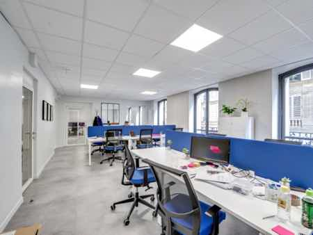 Grand bureau indépendant - Paris 75010-5