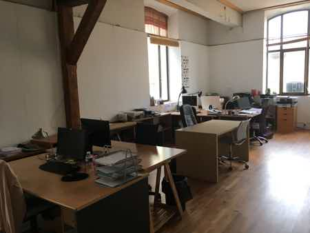BUREAU atypique en coworking CENTRE VILLE-1
